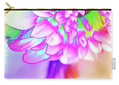 Funky Dahlia Carry-all Pouch