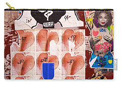 Funky New York Street Art  Carry-all Pouch