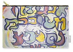 Funnzie Letters Carry-all Pouch