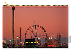 Funtown Pier At Sunset II - Jersey Shore Carry-all Pouch
