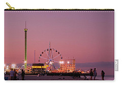 Funtown Pier At Sunset IIi - Jersey Shore Carry-all Pouch