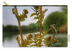 Furled Carry-all Pouch