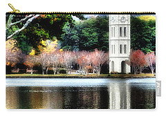 Furman University Bell Tower Carry-all Pouch