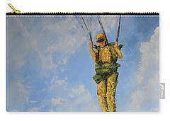 Fury From The Sky  Carry-all Pouch