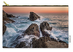 Fury Of The Sea Carry-all Pouch