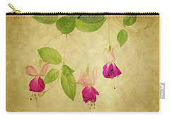 Fuschia #4 Carry-all Pouch