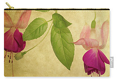 Fuschia #5 Carry-all Pouch