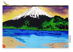 Futatabi Fujisan Carry-all Pouch