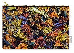 Future Marigolds Carry-all Pouch