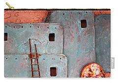 Futuristic Pueblo Carry-all Pouch