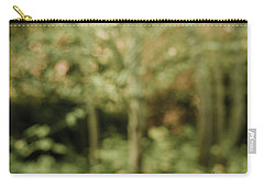 Carry-all Pouch featuring the photograph Fuzzy Vision by Gene Garnace