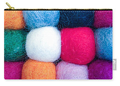 Fuzzy Wuzzies Carry-all Pouch