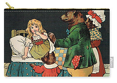 G For Goldilocks Carry-all Pouch