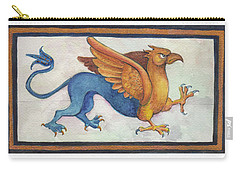 G Is For Gryphon Carry-all Pouch