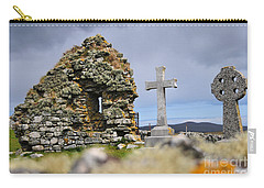 Gaelic Headstone Carry-all Pouch