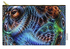 Gaia Dreaming Carry-all Pouch