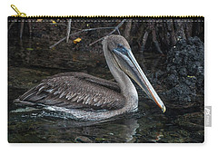 Galapagos Pelican Carry-all Pouch