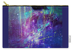 Galaxy In Motion Carry-all Pouch