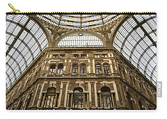 Galleria Umberto I Carry-all Pouch