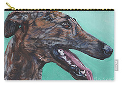 Galgo Espanol Spanish Greyhound Carry-all Pouch