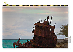 Gallant Lady Aground Carry-all Pouch