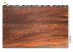 Carry-all Pouch featuring the photograph Gallery Sunrise 2 by Mark Blauhoefer
