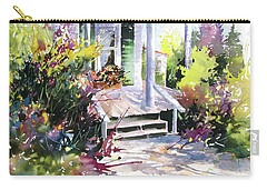 Galveston Welcome Carry-all Pouch