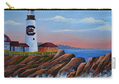 Gamecock Lighthouse Carry-all Pouch