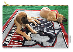 Gameday Great Dane Puppies Carry-all Pouch