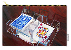Games #1 Card Games Carry-all Pouch