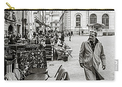 Gamla Stan Carry-all Pouch by Marius Sipa