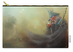 Gandalf Pipe Weed Carry-all Pouch by Joe Gilronan