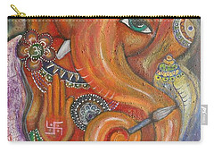 Ganesha My Muse Carry-all Pouch