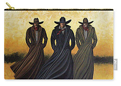 Gang Of Three Carry-all Pouch