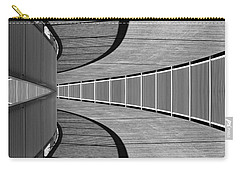 Carry-all Pouch featuring the photograph Gangway by Chevy Fleet