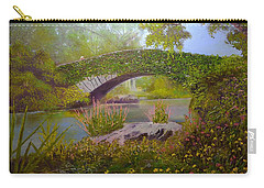 Gapstow Bridge Central Park Carry-all Pouch