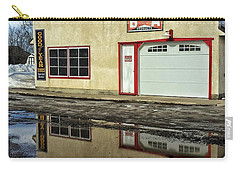 Garage Reflection Carry-all Pouch