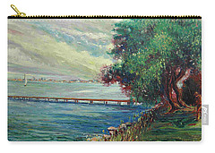 Garda Lake -lago Garda Carry-all Pouch