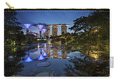 Garden By The Bay, Singapore Carry-all Pouch