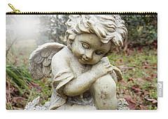 Spiritual Angel Garden Cherub Carry-all Pouch