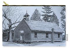 Garden Creek Baptist Church  Carry-all Pouch by Tony Clark