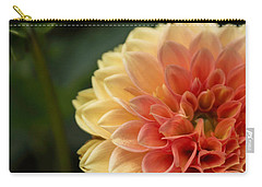 Garden Dahlia Carry-all Pouch