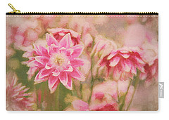 Garden Delights Carry-all Pouch by Andrea Kollo
