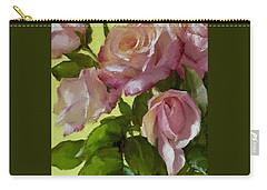 Garden Elegance Detail Image Carry-all Pouch