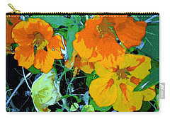Garden Flavor Carry-all Pouch by Winsome Gunning