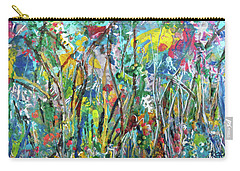Garden Flourish Carry-all Pouch