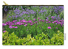 Garden Flowers Layers Carry-all Pouch