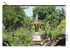 Garden Fountain Carry-all Pouch