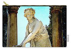 Garden Goddess Carry-all Pouch