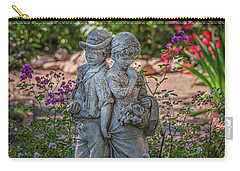 Garden Lovers Carry-all Pouch by David Cote